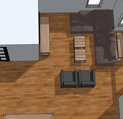 3D Interieurontwerper inhuren