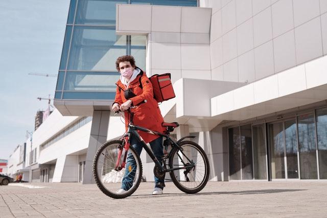 De beste (fiets)koerier in Enschede inhuren