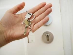 foto van sleutels