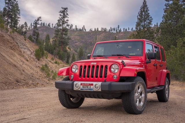 Hoe werkt het huren van een jeep?