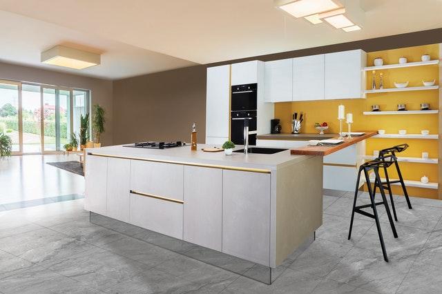 Maatwerk in keukens & interieur